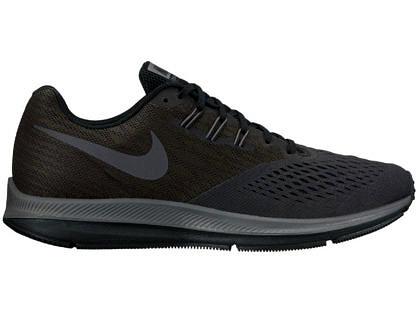 timeless design 12b04 84391 O Nike Zoom Winflo 4 é mais um modelo inspirado na campanha Breaking 2,  proposta pela Nike. Com acabamento similar ao Nike Zoom Fly, o modelo Winflo  se ...